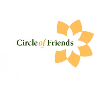 non-profit marketing logos flower icons